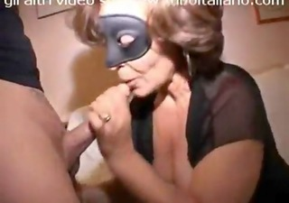 italian granny suck and fuck