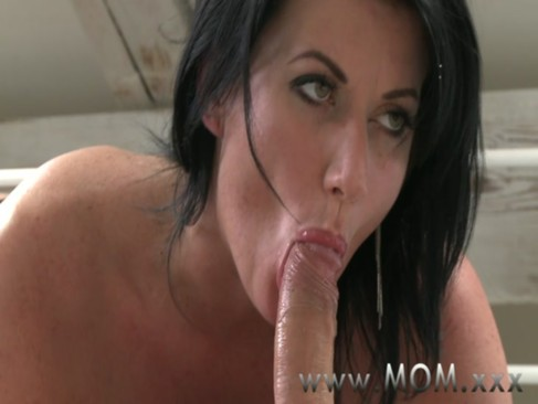 mommy mature milf takes charge of her guy